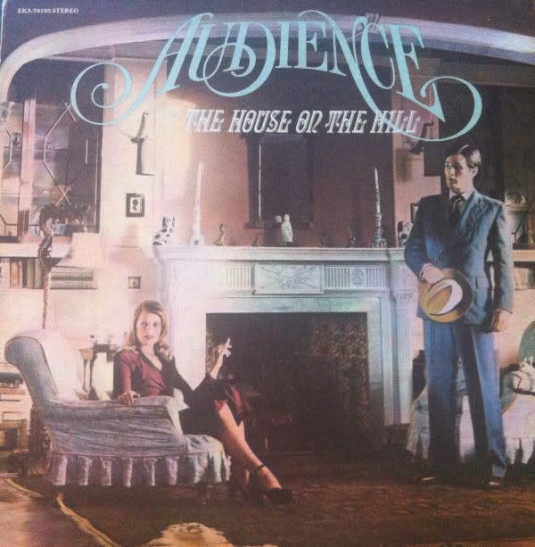 Rock/Pop Audience - The House On The Hill (1971 CA Press) (NM)