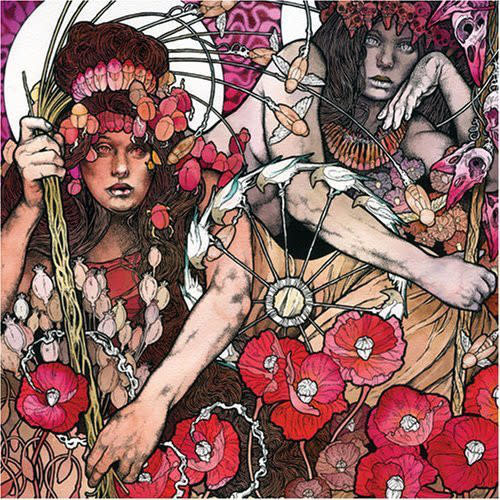 Metal Baroness - Red (Black Vinyl) (VG++)