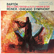 Classical Bartók - Music For Strings, Percussion and Celesta - Reiner (Mono) (VG+)