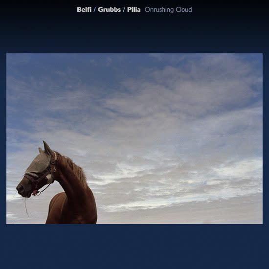Rock/Pop Belfi / Grubbs / Pilia (David Grubbs) - Onrushing Cloud (VG+) (Price Reduced: corner creases)