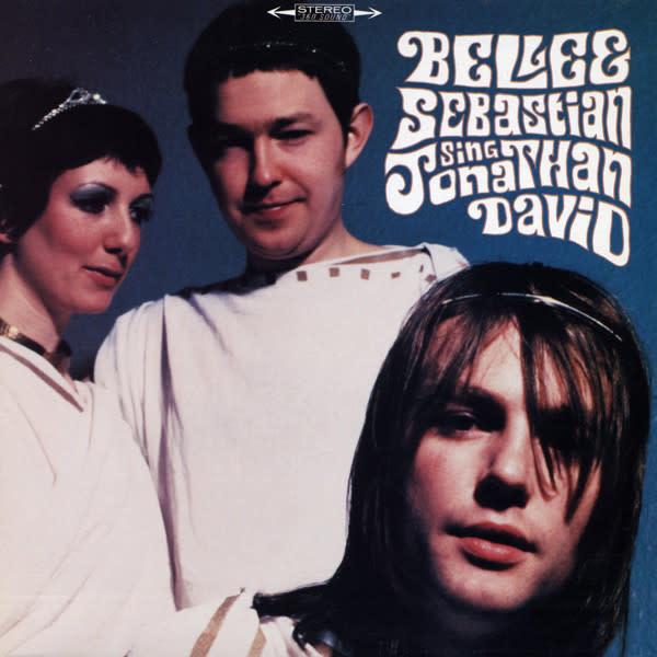 Rock/Pop Belle & Sebastian - Sing Jonathan David (VG+)