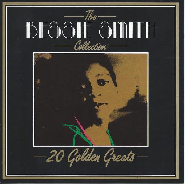 Blues Bessie Smith - 20 Golden Greats (VG+)
