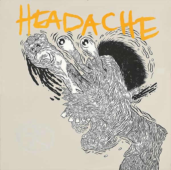 Rock/Pop Big Black - Headache (NM)