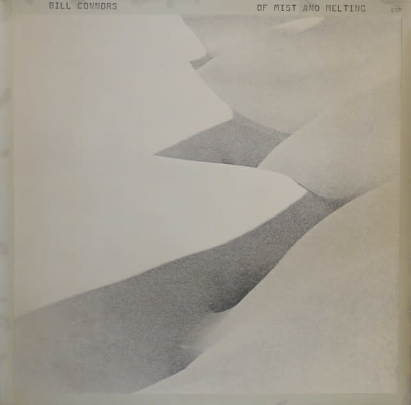 Jazz Bill Connors - Of Mist And Melting (VG+)