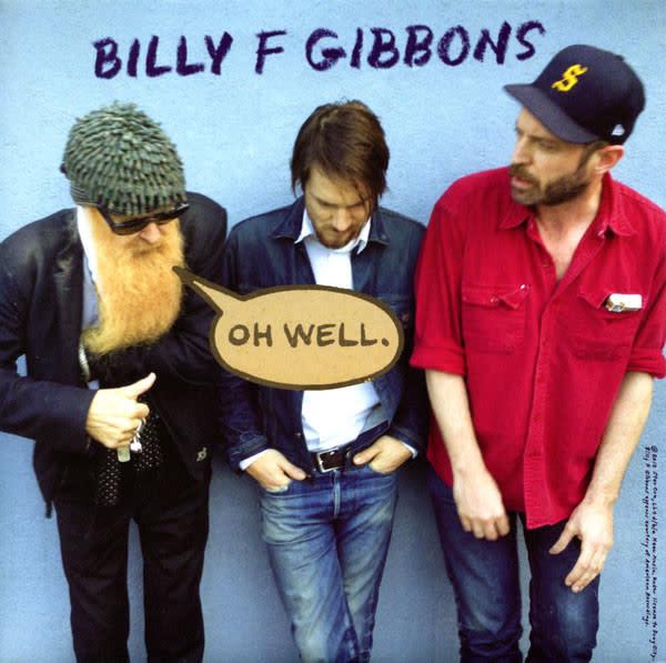 Rock/Pop Billy F Gibbons / Matt Sweeney & Bonnie 'Prince' Billy - Oh Well / Storms (NM)