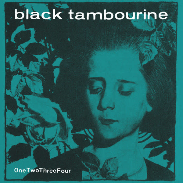 "Rock/Pop Black Tambourine - OneTwoThreeFour (Double 7"") (NM)"
