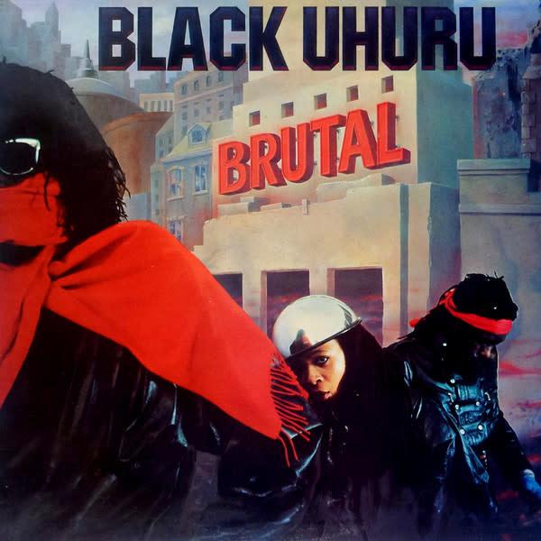 Reggae/Dub Black Uhuru - Brutal (VG++)