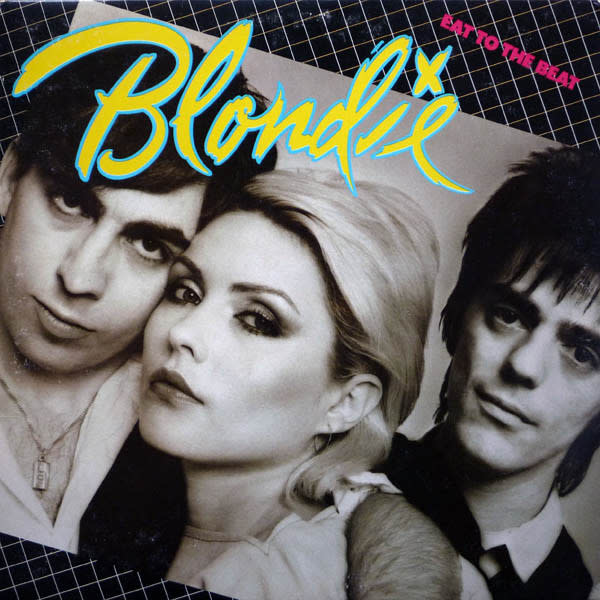Rock/Pop Blondie - Eat To The Beat (VG, looks worse, plays well)