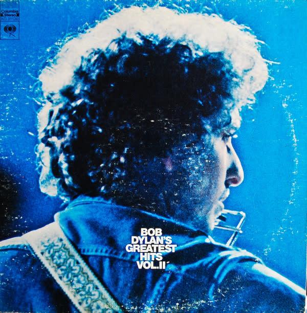 Rock/Pop Bob Dylan - Greatest Hits Vol. II (VG++)