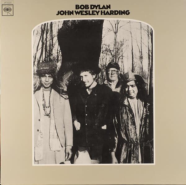 Rock/Pop Bob Dylan - John Wesley Harding (Mono Sundazed Reissue) (Sealed)