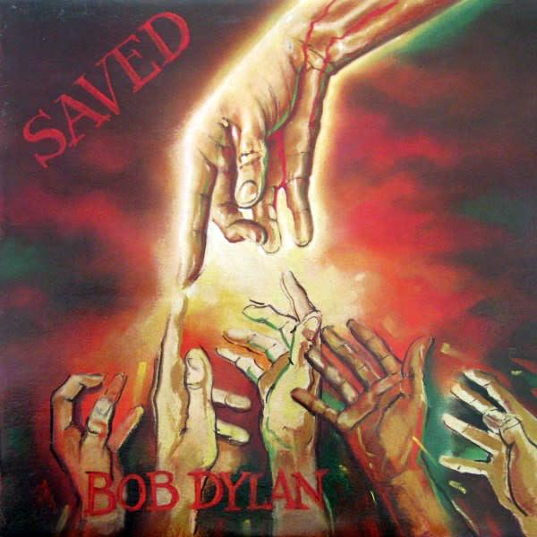 Rock/Pop Bob Dylan - Saved (NM)