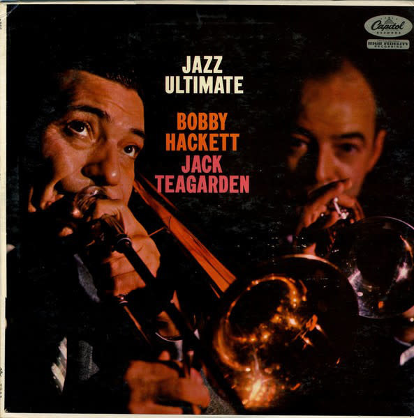 Jazz Bobby Hackett & Jack Teagarden - Jazz Ultimate (VG+)