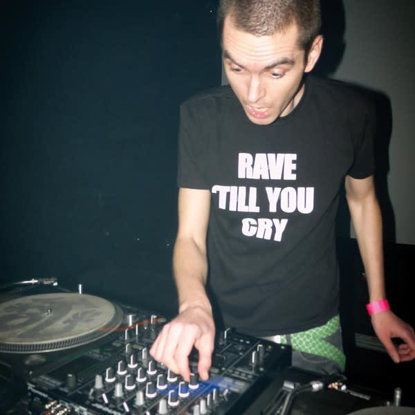 Electronic Bogdan Raczynski - Rave 'Till You Cry (2LP + Zine) (VG++)