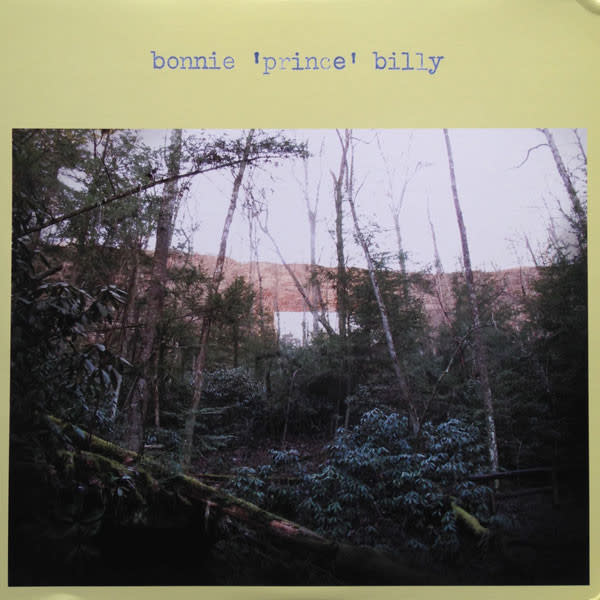 Rock/Pop Bonnie 'Prince' Billy - S/T (NM)