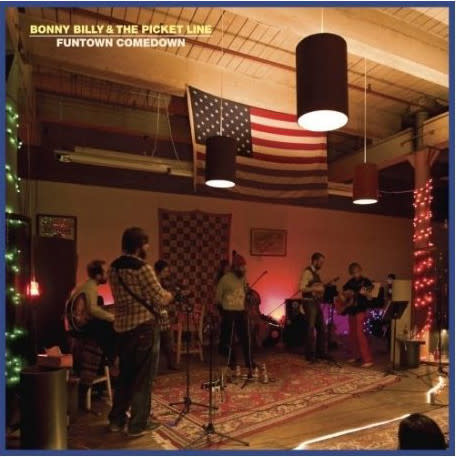Rock/Pop Bonny Billy & The Picket Line (Bonnie 'Prince' Billy) - Funtown Comedown (NM)