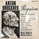 Classical Bruckner - Requiem, Four Orchestral Pieces - Schönzeler (VG)