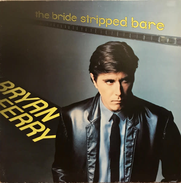 Rock/Pop Bryan Ferry - The Bride Stripped Bare (VG+)