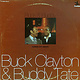 Jazz Buck Clayton & Buddy Tate - Kansas City Nights (VG+)