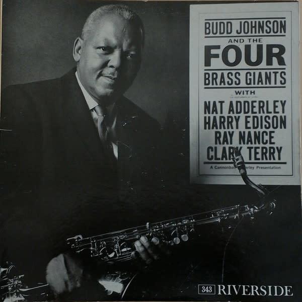 Jazz Budd Johnson - Budd Johnson And The Four Brass Giants (VG+)