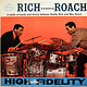 Jazz Buddy Rich And Max Roach - Rich Versus Roach (VG)