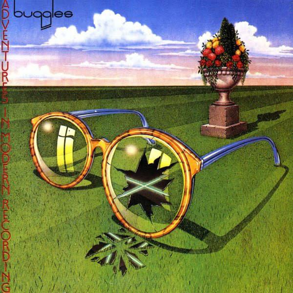 Rock/Pop Buggles - Adventures In Modern Recording (VG++)