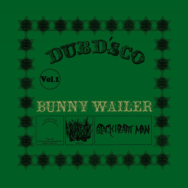 Reggae/Dub Bunny Wailer - Dubd'sco Vol. 1 (Japan Reissue) (NM)