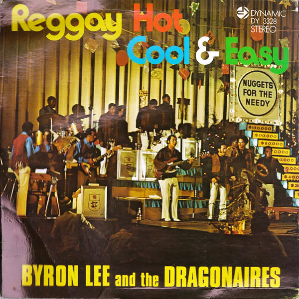 World Byron Lee And The Dragonaires - Reggay Hot Cool & Easy (VG)