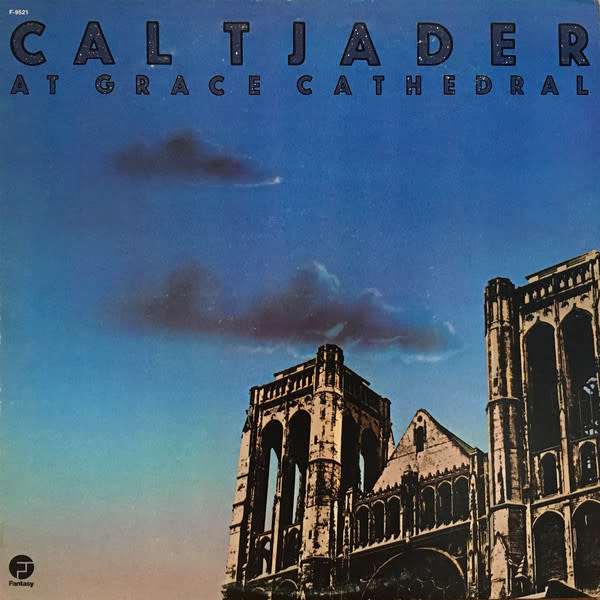 Jazz Cal Tjader - At Grace Cathedral (VG+) (Price Reduced: top seam split)