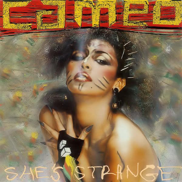 R&B/Soul/Funk Cameo - She's Strange (VG+)