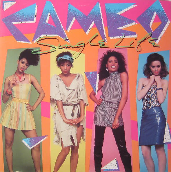 R&B/Soul/Funk Cameo - Single Life (VG+)