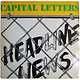 Reggae/Dub Capital Letters - Headline News (UK Press) (VG++)