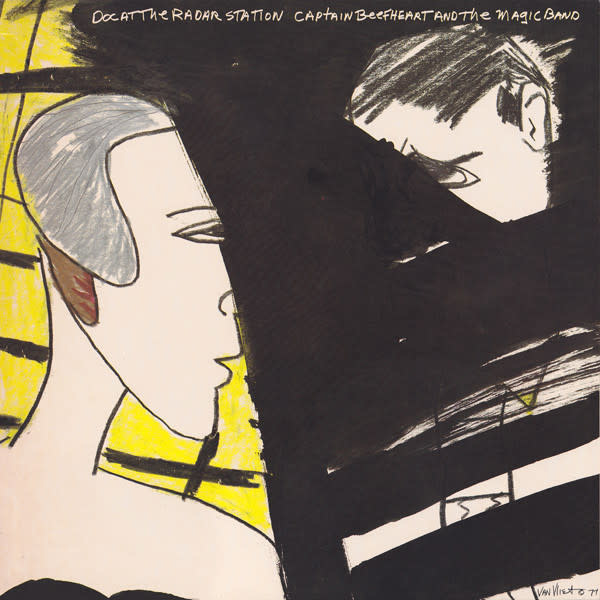 Rock/Pop Captain Beefheart & The Magic Band - Doc At The Radar Station (1980 CA Press) (VG++)