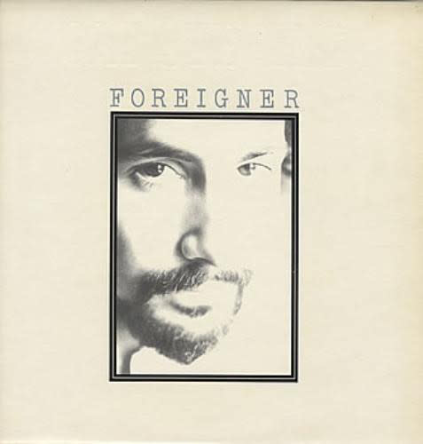 Rock/Pop Cat Stevens - Foreigner (VG)