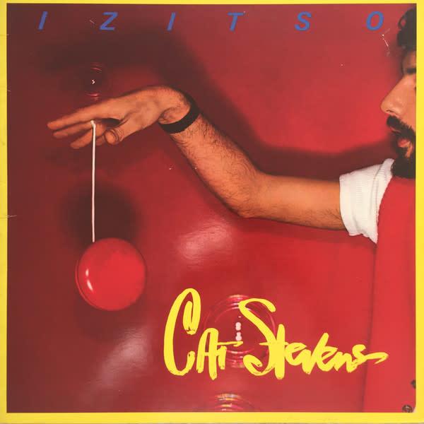 Rock/Pop Cat Stevens - Izitso (VG)