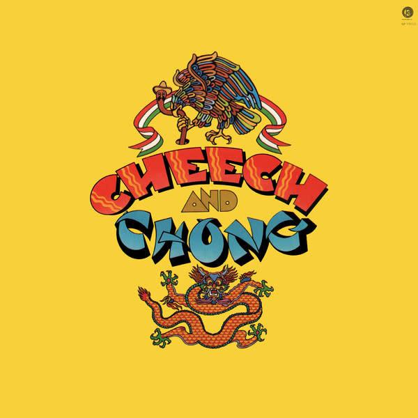 Comedy Cheech & Chong - S/T (VG+)