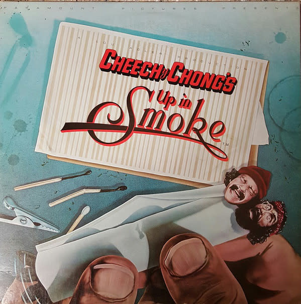 Comedy Cheech & Chong - Up In Smoke (VG)