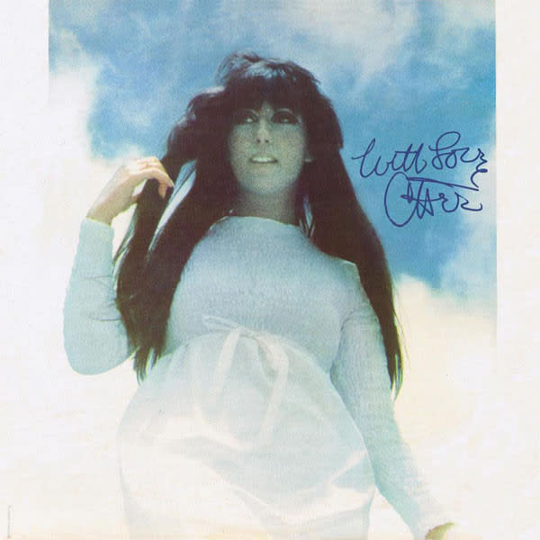 Rock/Pop Cher - With Love (VG+)