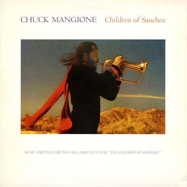 Jazz Chuck Mangione - Children Of Sanchez (NM)