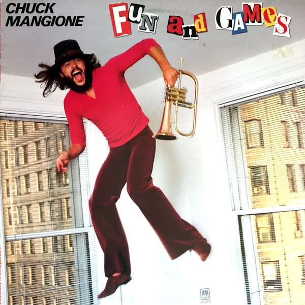 Jazz Chuck Mangione - Fun And Games (NM)