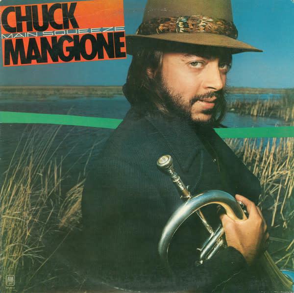 Jazz Chuck Mangione - Main Squeeze (NM)