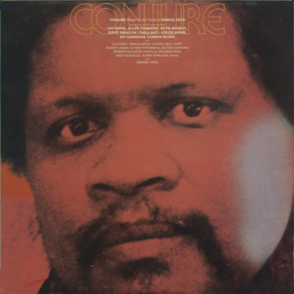 Jazz Conjure - Music For The Texts Of Ishmael Reed (VG+)