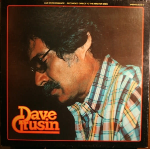 Jazz Dave Grusin - Discovered Again! (Direct To Disc) (NM)