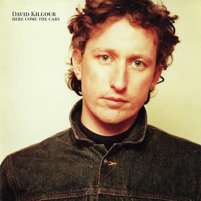 Rock/Pop David Kilgour - Here Come The Cars (NM)