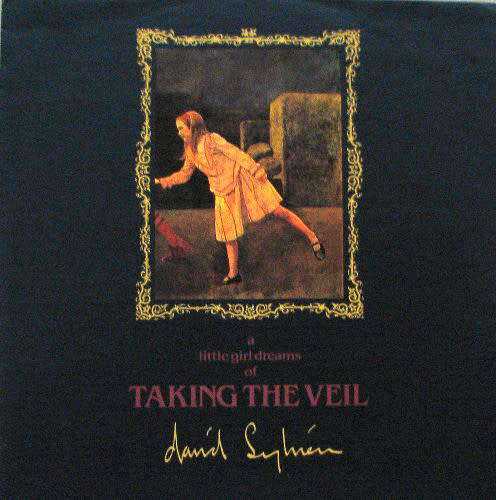 Rock/Pop David Sylvian - A Little Girl Dreams Of Taking The Veil (VG+)