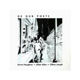 Reggae/Dub De Dub Poets - S/T EP (Sealed)