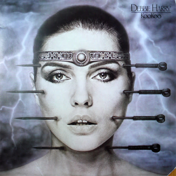 Rock/Pop Debbie Harry - KooKoo (VG+)