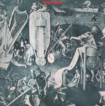 Rock/Pop Deep Purple - S/T (NM)