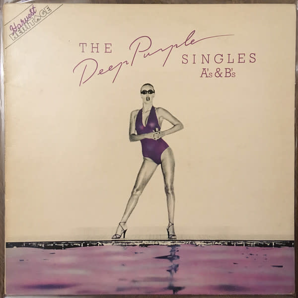 Rock/Pop Deep Purple - Singles A's & B's (UK Press) (VG++)