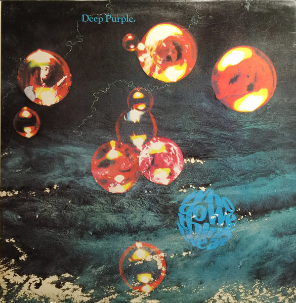 Rock/Pop Deep Purple - Who Do We Think We Are! (1973 - Olive Green Label - Gatefold) (VG+)