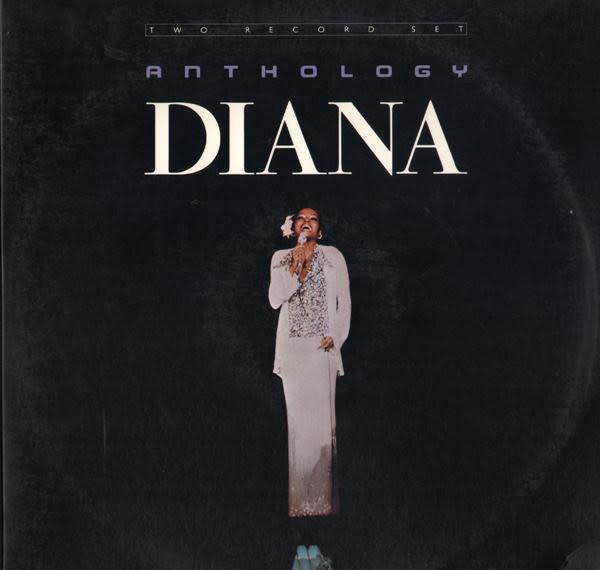 R&B/Soul/Funk Diana Ross - Anthology (2LP) (VG++)